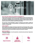 Ivory Prize One Pager 2018-09-16