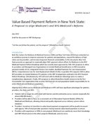 New York Transformation - vbp_draft_medicare_alignment_paper