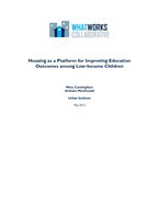 412554-Housing-as-a-Platform-for-Improving-Education-Outcomes-among-Low-Income-Children
