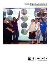 Denver - Health - Impact Assessment - SouthLincolnHomesHealthImpactAssessmentReport2009